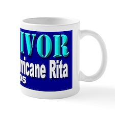 I Survived Hurricane Rita Coffee Mug