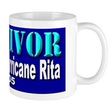 I Survived Hurricane Rita Mug