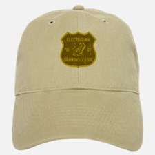 Electrician Drinking League Baseball Baseball Cap