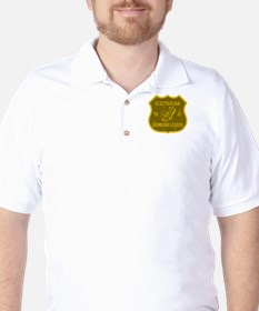 Electrician Drinking League Golf Shirt