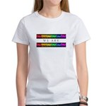 We are Equal Women's T-Shirt