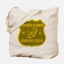 Electrical Engineer Drinking League Tote Bag