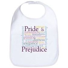Pride, Prejudice Bib