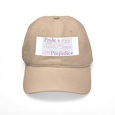 Pride, Prejudice Baseball Cap