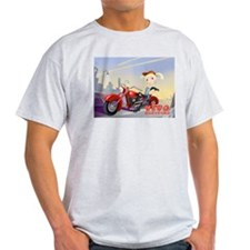 Unique Biker chic T-Shirt