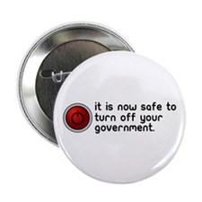 "anti government 2.25"" Button"