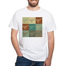 Shuffleboard Pop Art Shirt