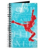 Figure skating Journals & Spiral Notebooks
