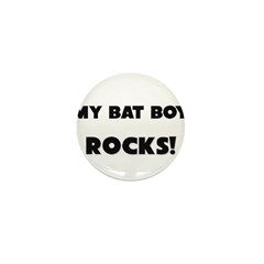 MY Bather ROCKS! Mini Button (10 pack)