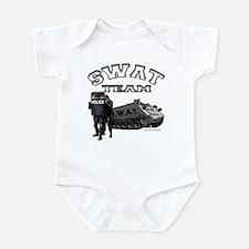 S.W.A.T. Team Infant Bodysuit