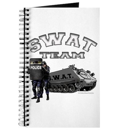 S.W.A.T. Team Journal