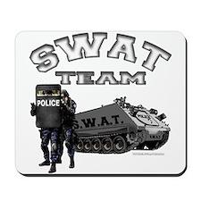 S.W.A.T. Team Mousepad
