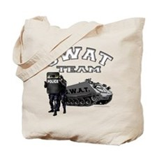 S.W.A.T. Team Tote Bag