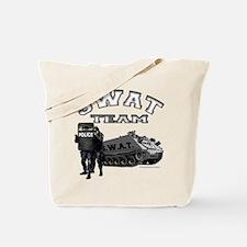 S.W.A.T. Team Tote Bag