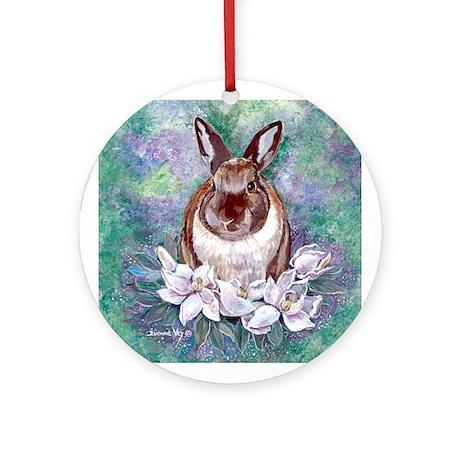 Bunjie Bunny Keepsake (Round)