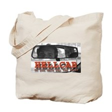 Hell Cab Tote Bag