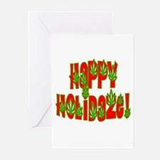 Happy Holidaze! 5 Greeting Cards (Pk of 20)