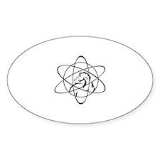 LAPC Oval Sticker (10 pk)
