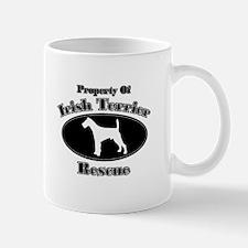 Property of Irish Terrier Res Mug