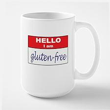 I Am... Gluten-Free Large Mug