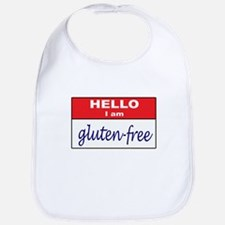 I Am... Gluten-Free Bib