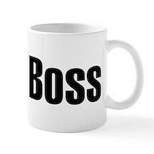 Boss Small Mug