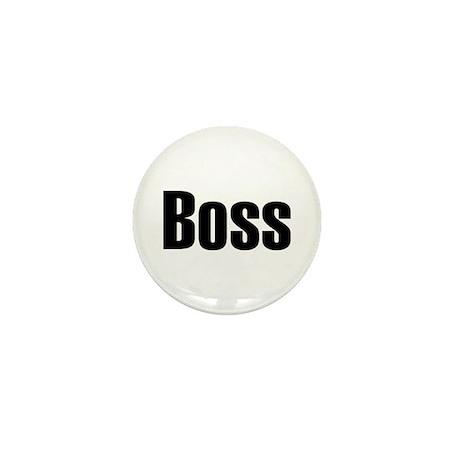 Boss Mini Button (10 pack)