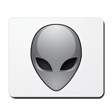 UFO Alien Mousepad