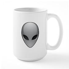 UFO Alien Mug