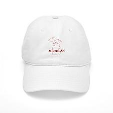 Cute Detroit michigan Baseball Cap