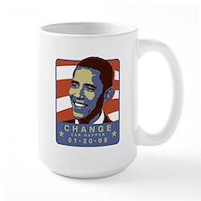 Obama Change Mugs