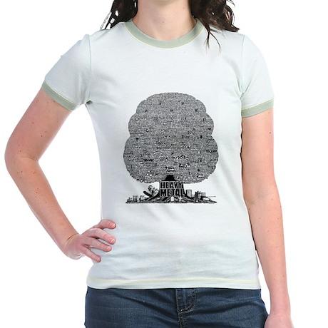 Heavy Metal Jr. Ringer T-Shirt