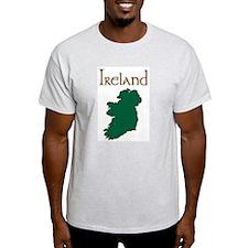 It's My Island Ash Grey T-Shirt