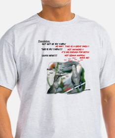 Chattering Hummers(T) T-Shirt