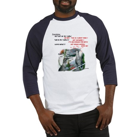 Chattering Hummers(T) Baseball Jersey
