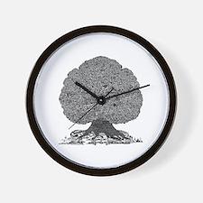 American Rock Wall Clock