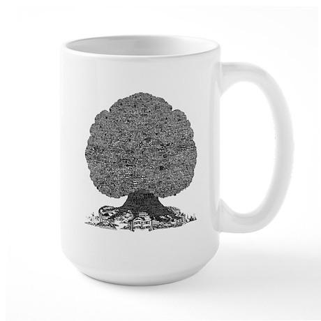 American Rock Large Mug