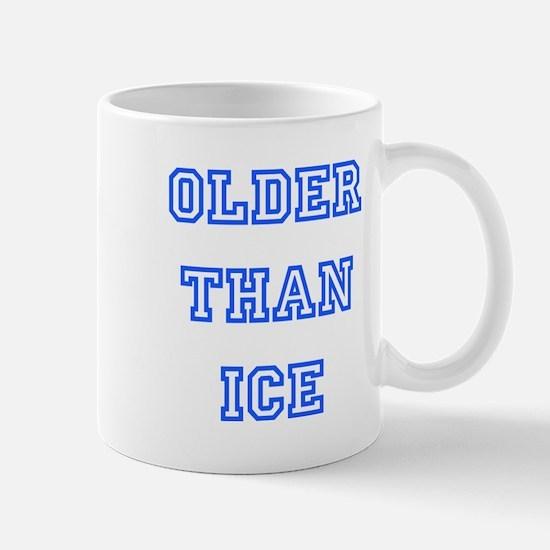 older than ice-blue Mug
