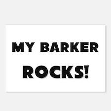 MY Barologist ROCKS! Postcards (Package of 8)