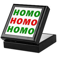 Homo Homo Homo Keepsake Box