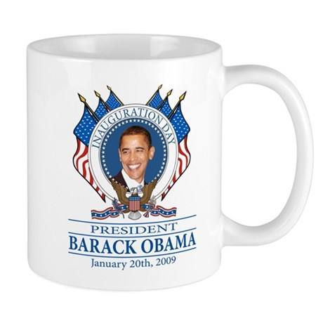 Inauguration day Mug