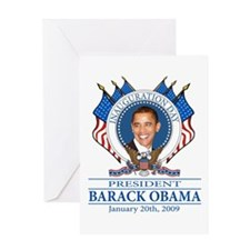 Inauguration day Greeting Card