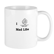 Mad Libs Rock Mug