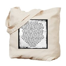 'walt whitman' tote bag