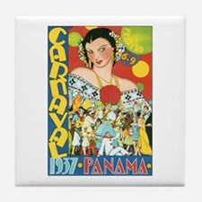 Panama Tile Coaster
