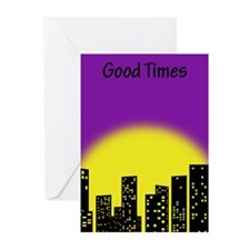 Good Times Greeting Cards (Pk of 20)