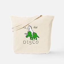Unique Dinos Tote Bag