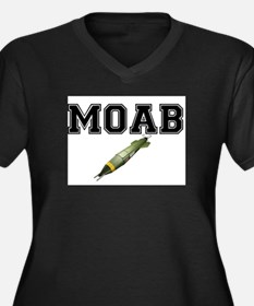 MOAB - MOTHER OF ALL BOMBS Plus Size T-Shirt