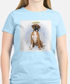 Angel Boxer Puppy T-Shirt