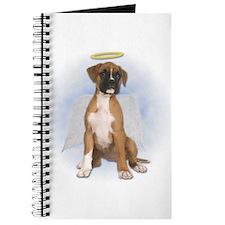 Angel Boxer Puppy Journal